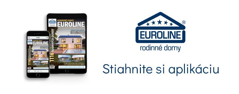 Katalóg rodinných domov Euroline 2020