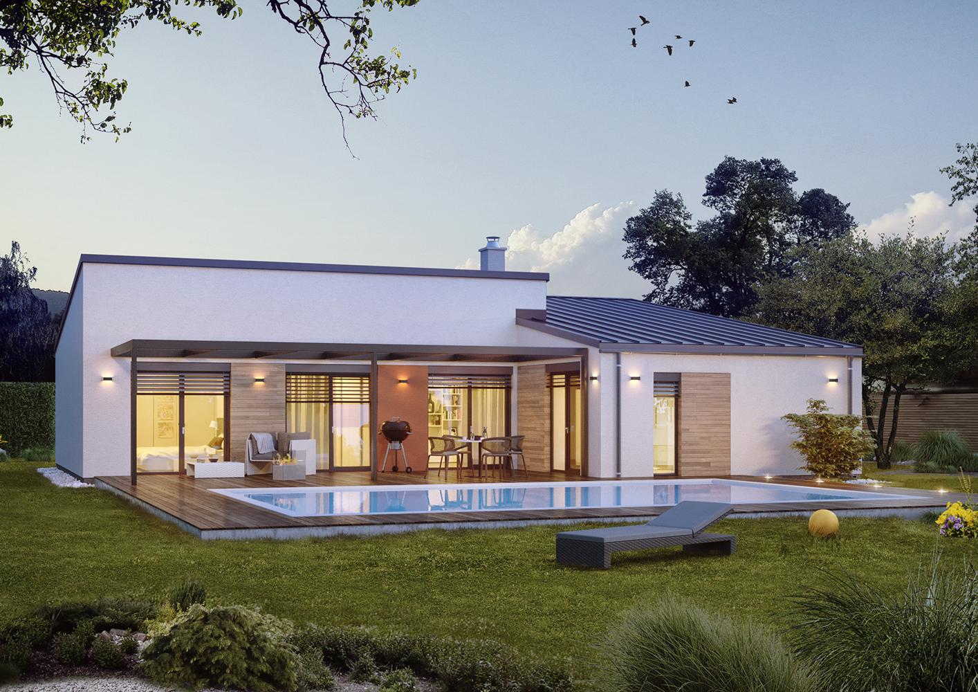 Rozmery rodinného domu - aká je ideálna veľkosť?
