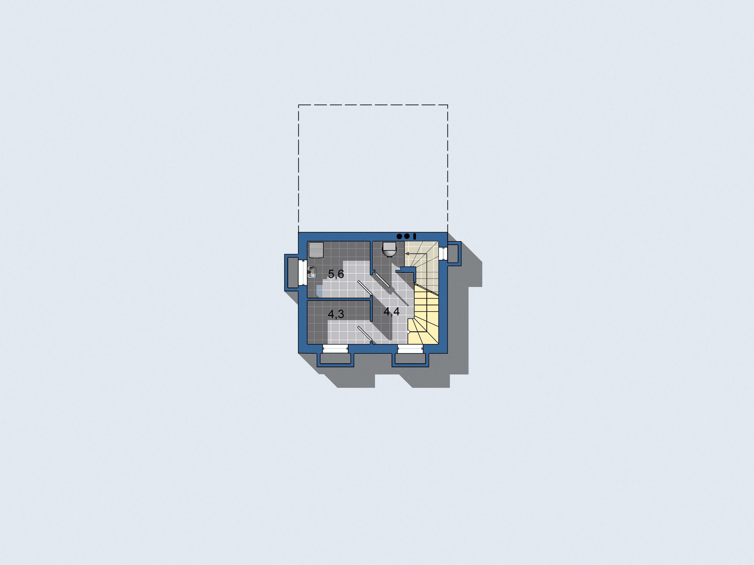 Rodinné domy Euroline - Klasik 99 35e9e73e7eb